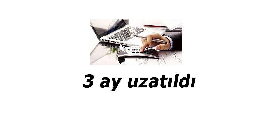 3 AY DAHA UZATILDI