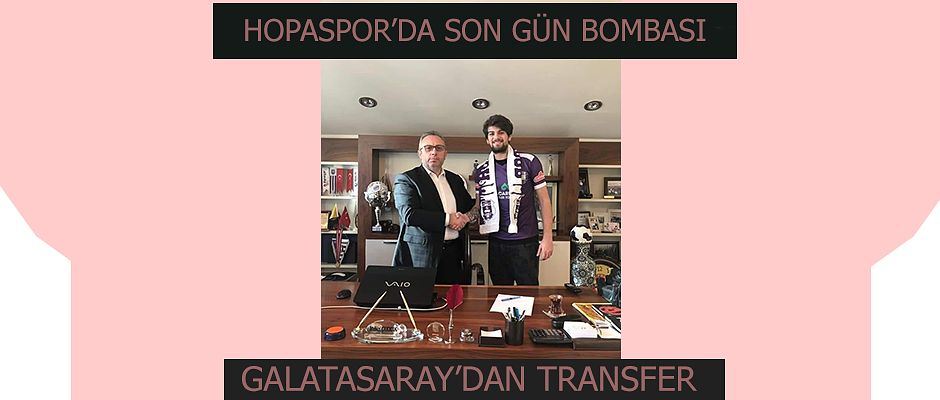 ARTVİN HOPASPOR'DA TRANSFER BOMBASI