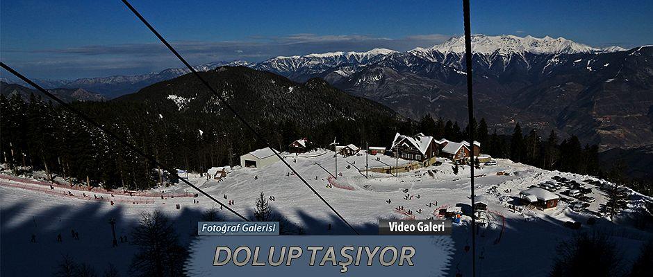 Hafta sonu DOKADAK ile Kayak Keyfi için Atabari gezisi