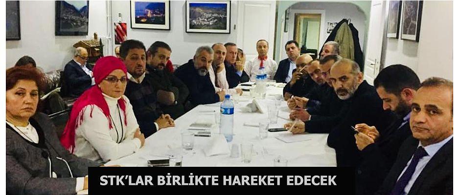 """İSTANBUL'DA """"7 MART"""" İÇİN STK'LAR BİR ARADA!"""