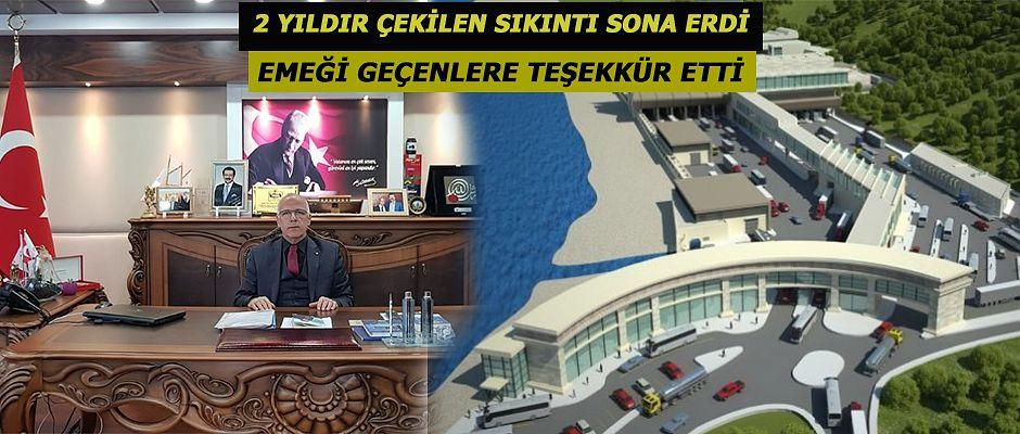 MÜJDELİ HABER GELDİ.
