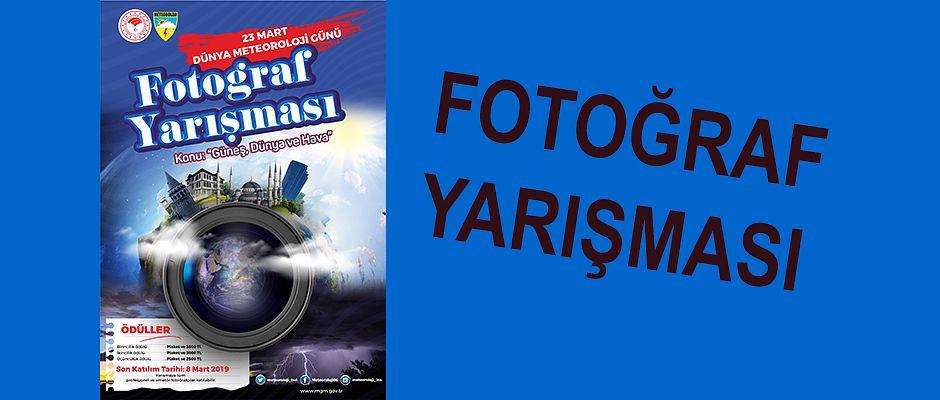 METEOROLOJİDEN ÖDÜLLÜ FOTOĞRAF YARIŞMASI!