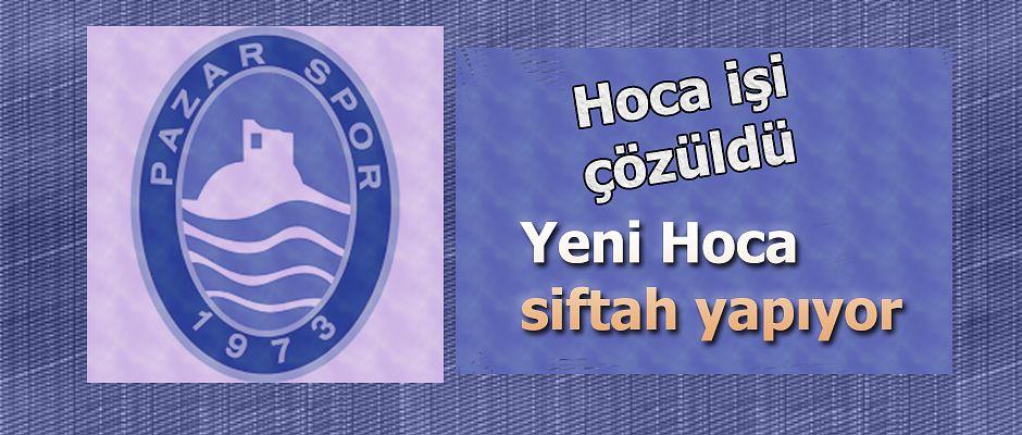 Pazarspor Mustafa Ceviz'in ardından Adanalı hoca ile anlaştı