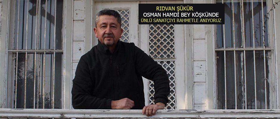 Rıdvan Şükür; Osman Hamdi Bey'in farkı detaylarda gizli.