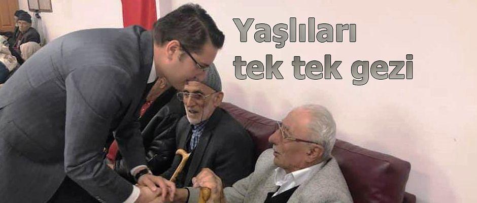 ŞAVŞAT'TA YAŞLILAR HAFTASI PROGRAMI DÜZENLENDİ