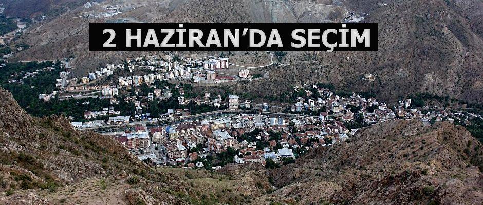2 HAZİRAN'DA SEÇİME GİDİYOR