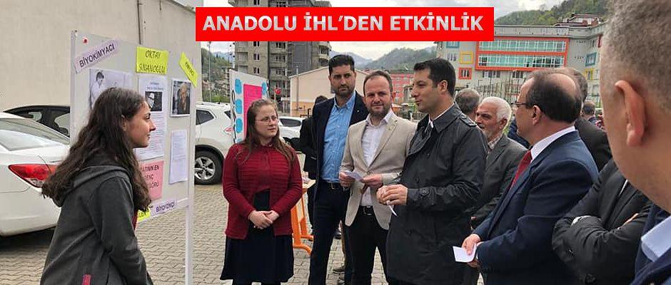 ANADOLU İHL'NDEN BİR DİZİ ETKİNLİK