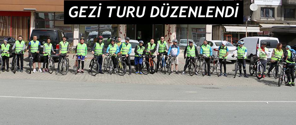 HAFTA SONU ETKİNLİĞİNE KATILDILAR..