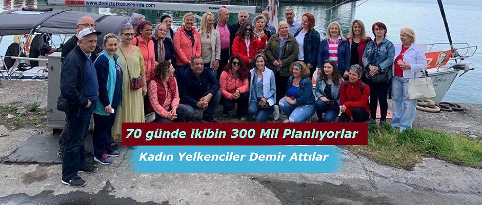 BARIŞ ELÇİLERİ HOPAPORT'A DEMİR ATTILAR