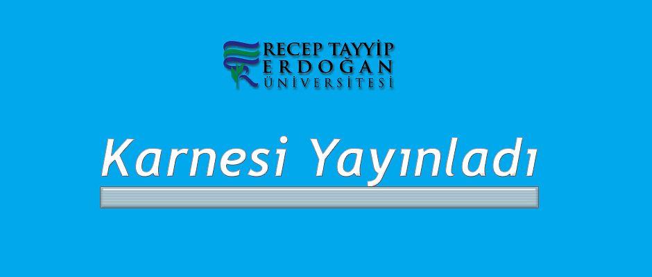 RTEÜ'nün 5 Yıllık Proje Karnesi