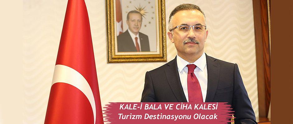 """VALİ ÇEBER """"RİZE'YE 1 MİLYONUN ÜZERİNDE TURİST BEKLİYORUZ"""""""