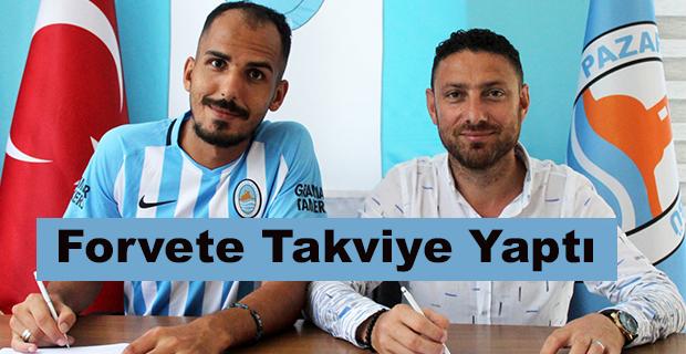 Pazarspor'da son dakika Nokta transfer