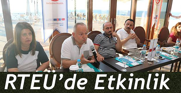RTEÜ Koordinatörlüğünde Ulusal Bilgilendirme Günü Çoğaltıcı Etkinliği Gerçekleştirildi