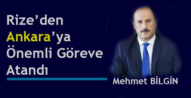 Cumhurbaşkanlığından Mehmet Bilgin'e yeni görev