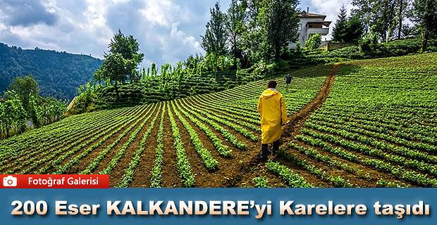 Fotoğraf Sanatçıları gözünde Kalkandere