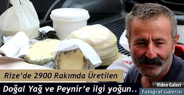 Vatandaş Doğal Peynir ve Yağı sevdi