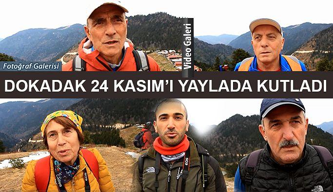 24 Kasım Öğretmenler Günü 2000 Rakım'da kutlandı