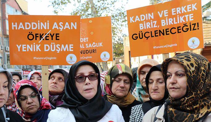 Kadına Şiddete Hayır Yürüyüşü