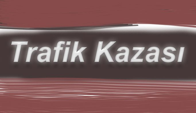 TRAFİK KAZASI-5 YARALI