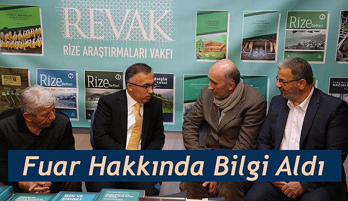 """Vali Çeber, Oğuz Haksever'in """"TV Haberleri Okur Yazarlığı"""" söyleşisine konuk oldu."""
