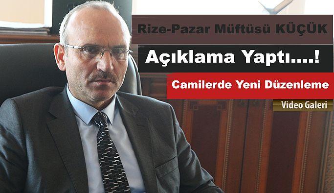 CAMİLERDE SABİT OTURAKLAR KALKIYOR
