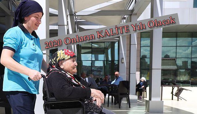 """2020, ENGELLİ VE YAŞLI BAKIMINDA """"KALİTE"""" YILI OLACAK"""