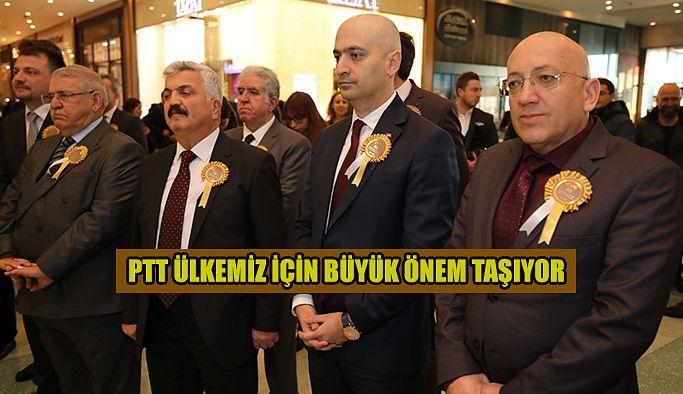 PTT, PUL SERGİLERİYLE TARİHE IŞIK TUTUYOR