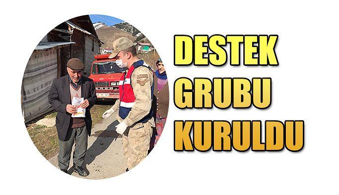 'VEFA SOSYAL DESTEK GRUBU' OLUŞTURULDU