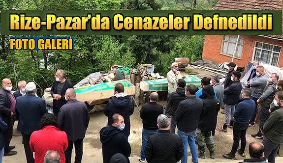 Cenaze namazında cemaatten 'koronavirüs' safı