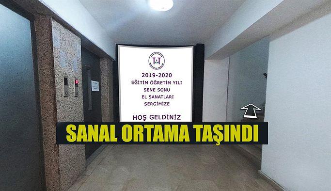 YILSONU SERGİSİNİ SANAL ORTAMA TAŞINDI