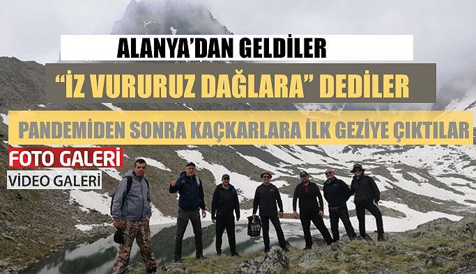 Rize'de, İlk  Butik Gezi Turu KAÇKARLARA yapıldı