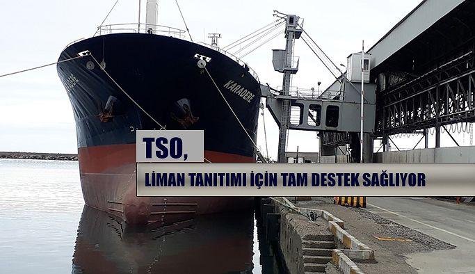 TSO DESTEK OLMAYA DEVAM EDİYOR