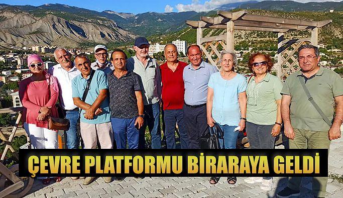 Çevre Platformu Buluşması