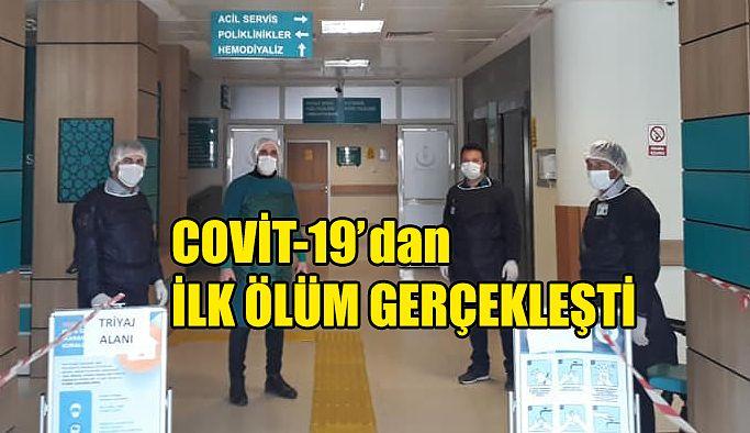 CORONAVİRÜS'DEN İLK ÖLÜM GERÇEKLEŞTİ.