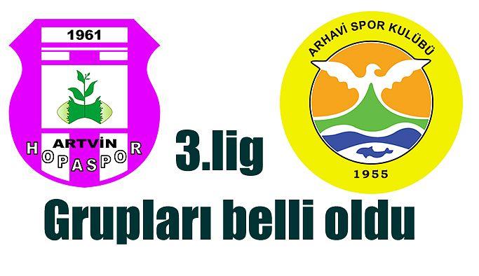 TFF 3. LİG'DE GRUPLAR BELİRLENDİ