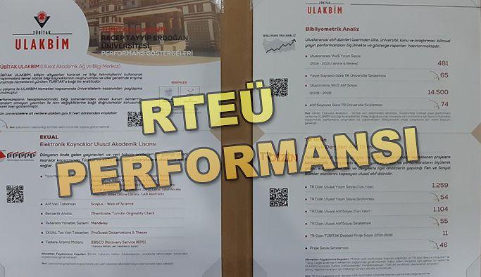 ULAKBİM Üniversitelerin Performans Göstergelerini Açıkladı