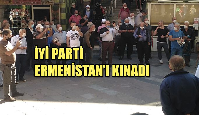 ERMENİSTAN'A KINAMA AZERBAYCAN'A DESTEK