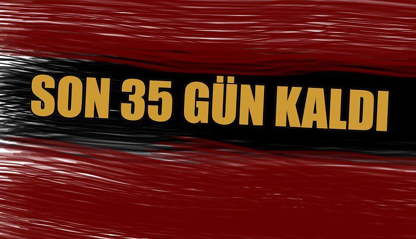 PSİKOTEKNİK BELGESİ İÇİN SON 35 GÜN