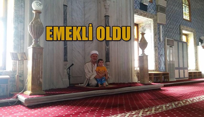 Kurra Hafız Şaban Yığcı Hoca Emekli oldu.