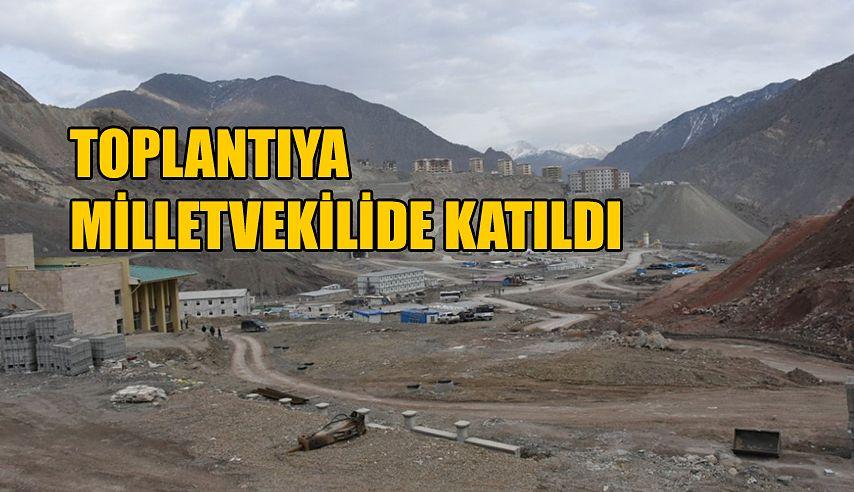 KOORDİNASYON TOPLANTISI YAPILDI