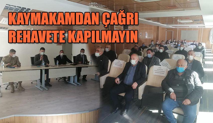 REHAVETE KAPILMAYALIM ÇAĞRISI!