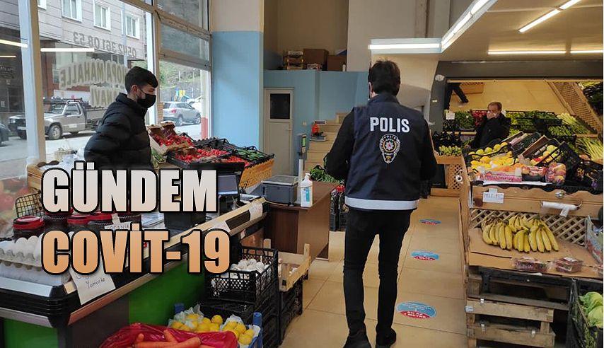 GÜNDEMİ COVİD-19 VAKALARINDAKİ ARTIŞ