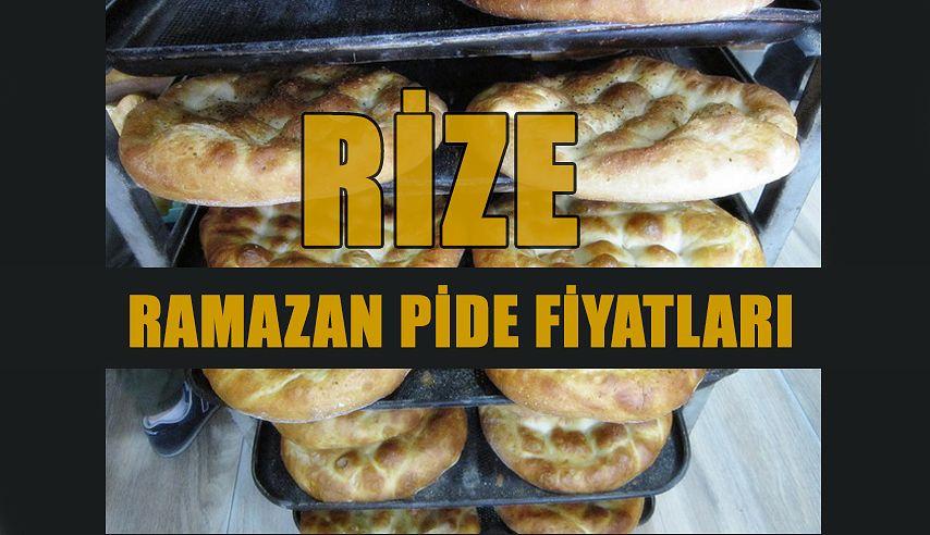 Ramazan PİDE Fiyatları belirlendi