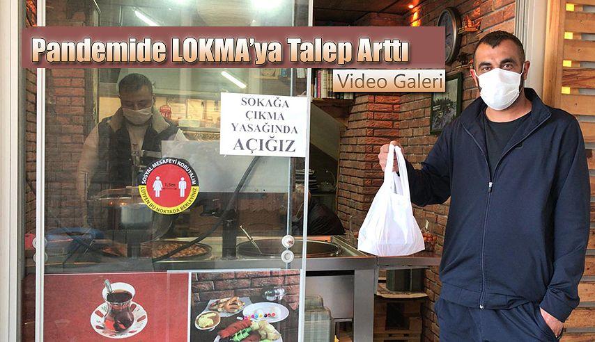 Ballı Lokma Tatlısı Satışları Ramazanda Arttı