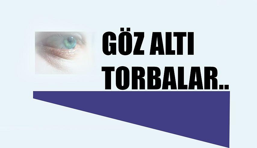 Göz Altı Torbalarına Ameliyatsız ve Acısız Tedavi