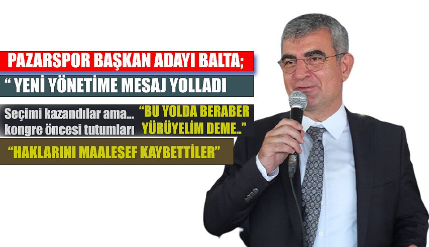 Av Şafak Balta; Kongre süreci ile ilgili açıklamalarda bulundu.