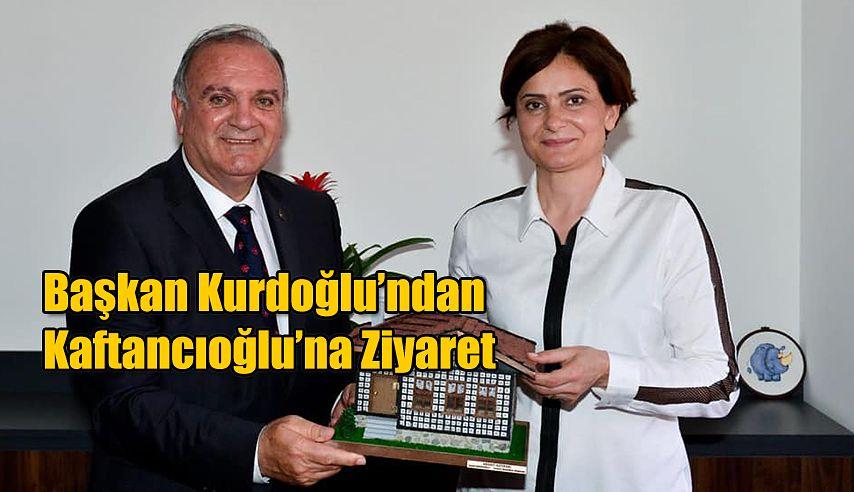 BAŞKAN KURDOĞLU İSTANBUL'DA