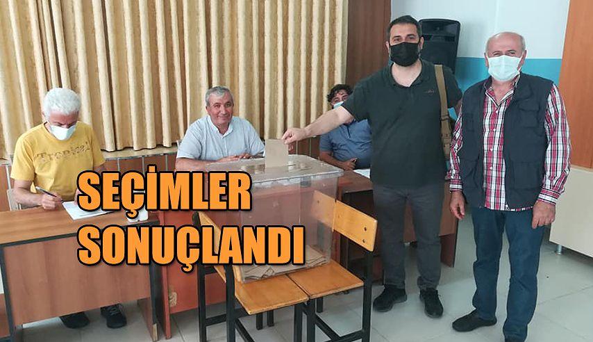 İLÇE TEMSİLCİLİĞİ SEÇİMLERİ SONUÇLANDI.