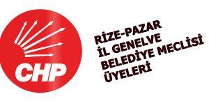 bPazar CHP İl Genel Meclisi ve Belediye.../b