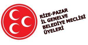 bPazar MHP İl Genel Meclisi ve Belediye.../b
